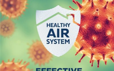 You Can Prevent The Proliferation of Airborne Viruses like Covid-19 By Installing a Whole-home Healthy Air System. See How…