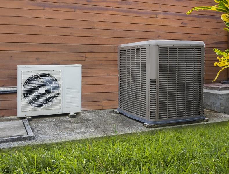 heat pump or traditional hvac
